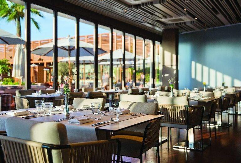 Reštaurácia v hoteli Rixos Premium Dubai