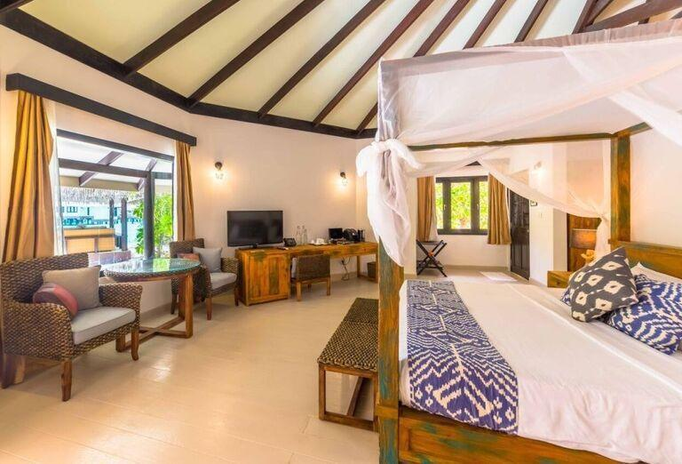 Hotelový Resort Kihaa Maldives - Hotelová izba