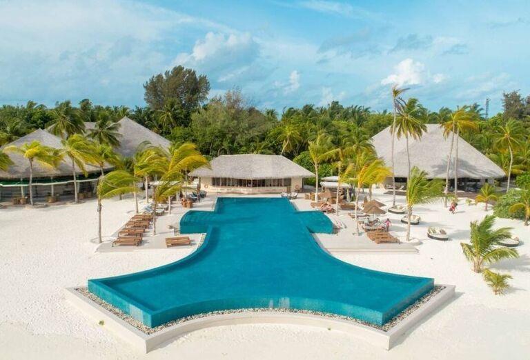 Hotelový Resort Kihaa Maldives - Areál hotela