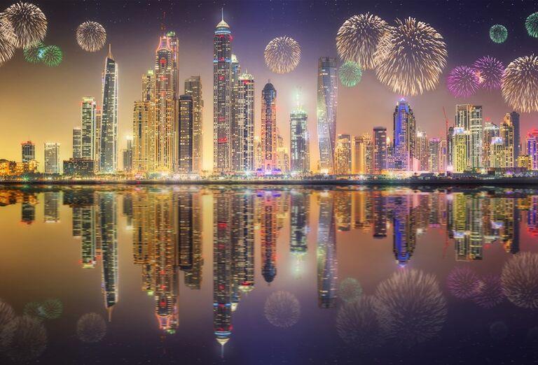 Galéria Dubaj - svet fantastických atrakcií