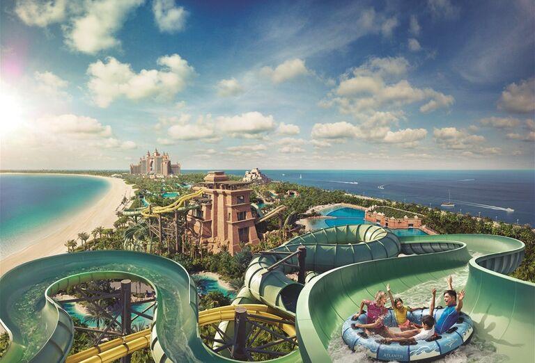 Dubaj - svet fantastických atrakcií