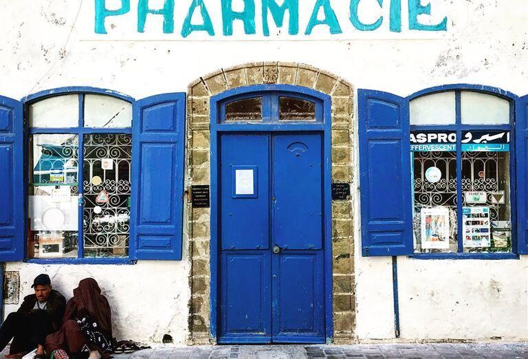 Maroko - križovatka farieb a vôní - ulice
