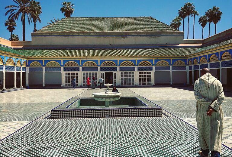 Maroko - križovatka farieb a vôní - pamiatky