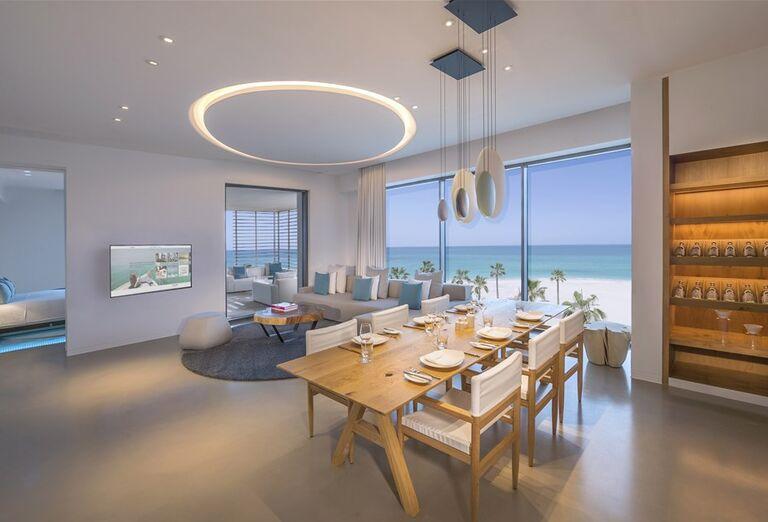 Ubytovanie  v hoteli Nikki Beach Resort and Spa Dubai