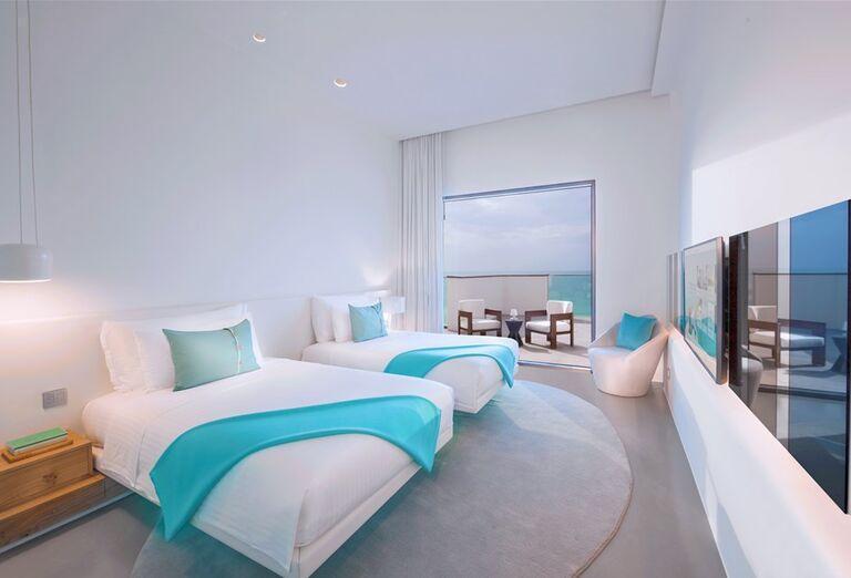 Izba v hoteli Nikki Beach Resort and Spa Dubai