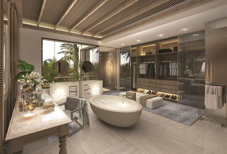 Ubytovanie v hoteli Madinat Jumeirah Al Naseem