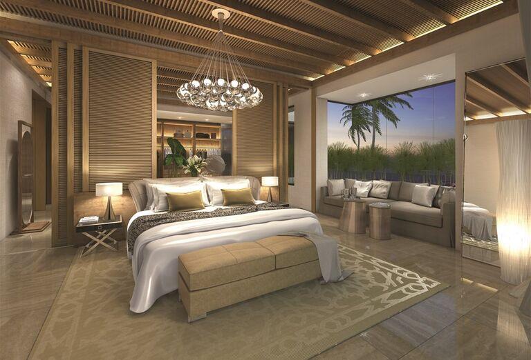 Izba hotela Madinat Jumeirah Al Naseem