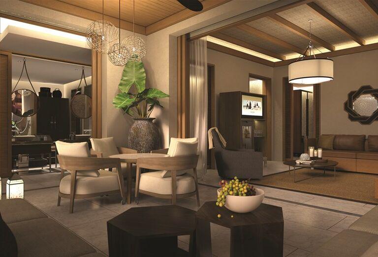 Priestranná izba v hoteli Madinat Jumeirah Al Naseem