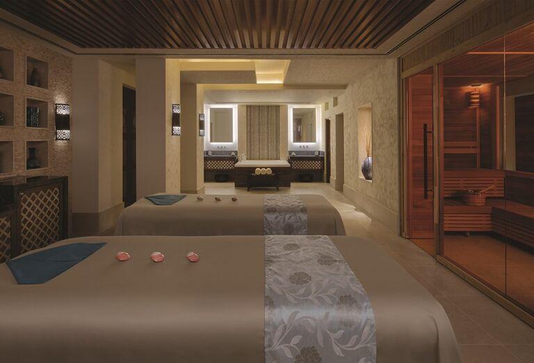 Masérske centrum v hoteli Madinat Jumeirah Al Naseem