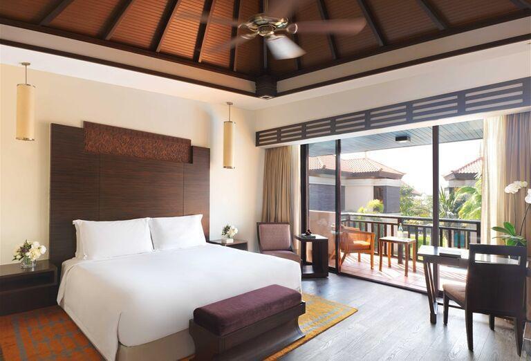 Izba v hoteli Anantara The Palm Dubai Resort