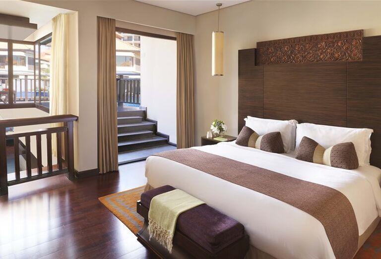 Priestranná izba v hoteli Anantara The Palm Dubai Resort