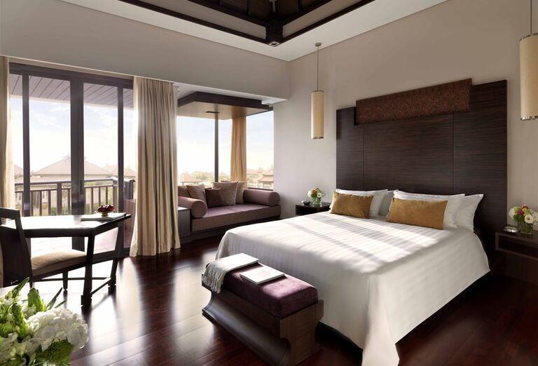 Priestranné ubytovanie v hoteli Anantara The Palm Dubai Resort
