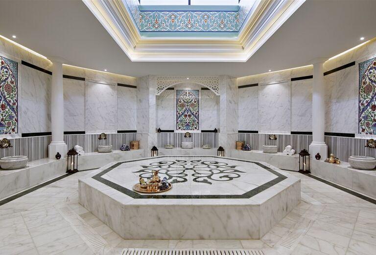 Spa v hoteli Anantara The Palm Dubai Resort