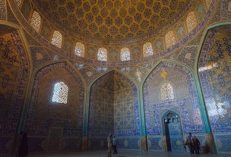 Irán - kráľovské mestá Perzie- pamiatky a architektúra
