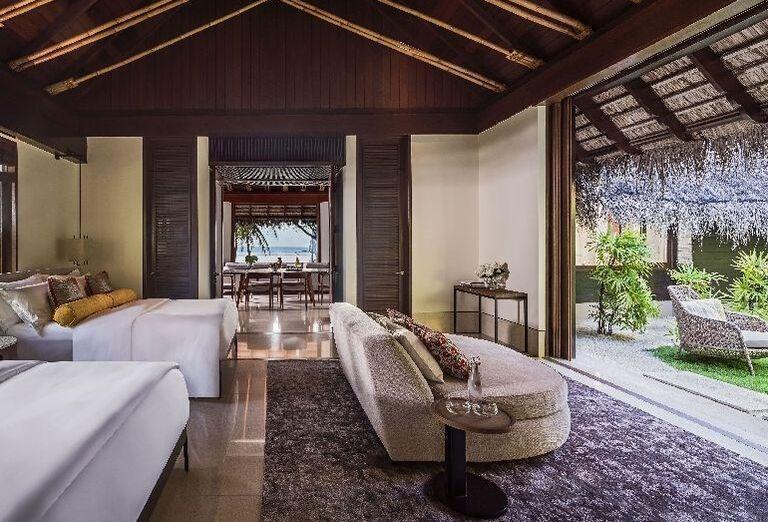 Hotelový Resort One & Only Reethi Rah - Hotelová izba
