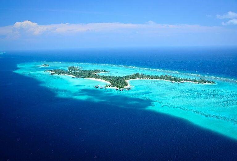 Ostrov s rezortom One & Only Reethi Rah
