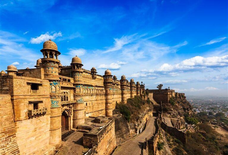 Chrám v Indií