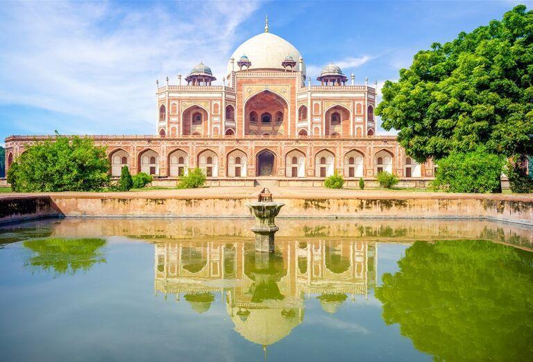 Galéria India - zlatý trojuholník