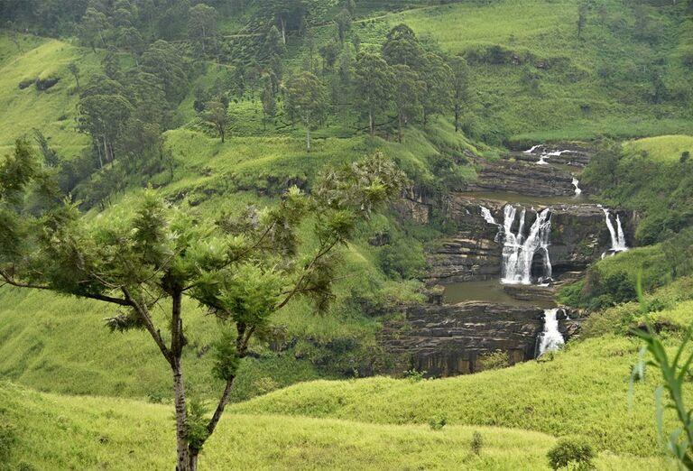 Srí Lanka - príroda