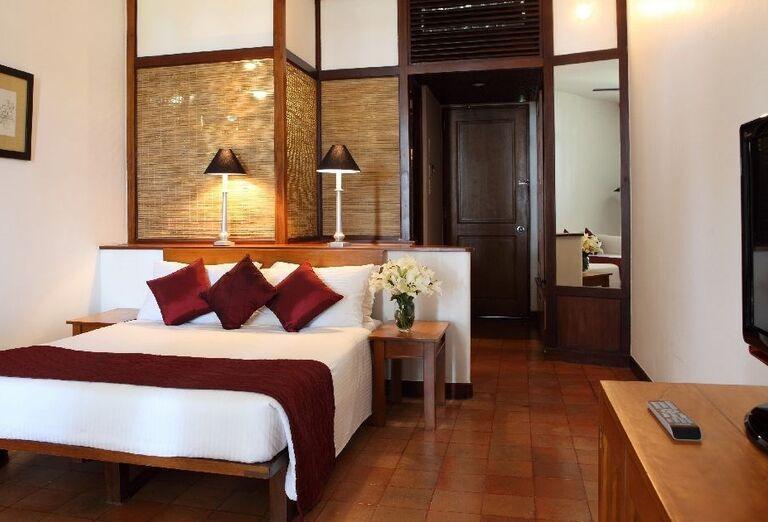 Ubytovanie v hoteli The Blue Water