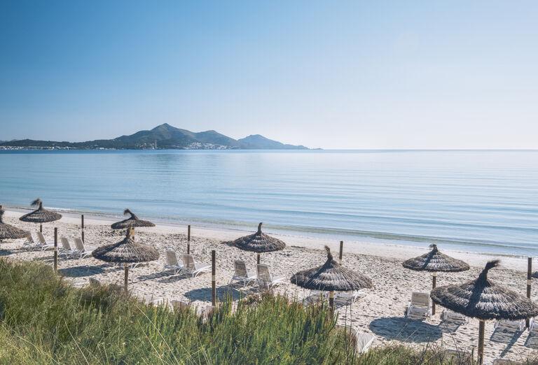Pláž Hotel Iberostar Playa de Muro Village *****