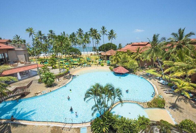 Hotel Royal Palms - hotelový bazén