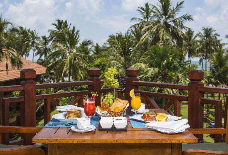 Hotel Royal Palms - reštaurácia