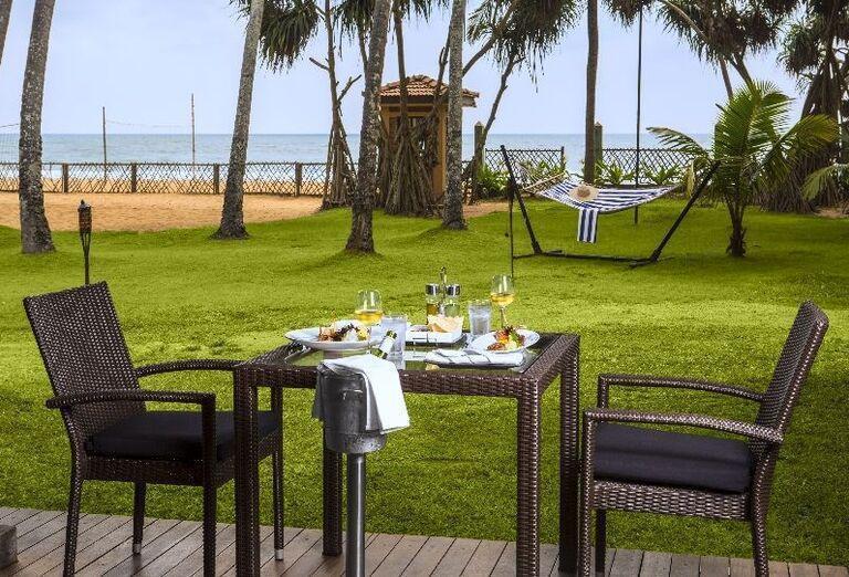 Hotel Royal Palms - Posedenie