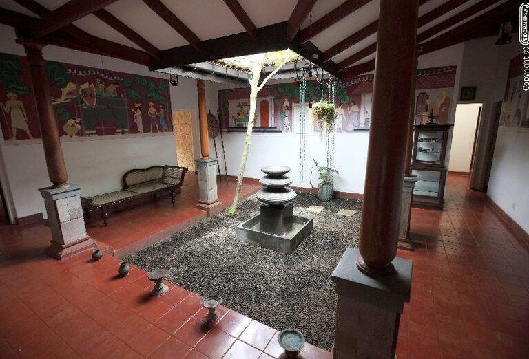 Interiér hotela Siddhalepa Ayurveda Health Resort