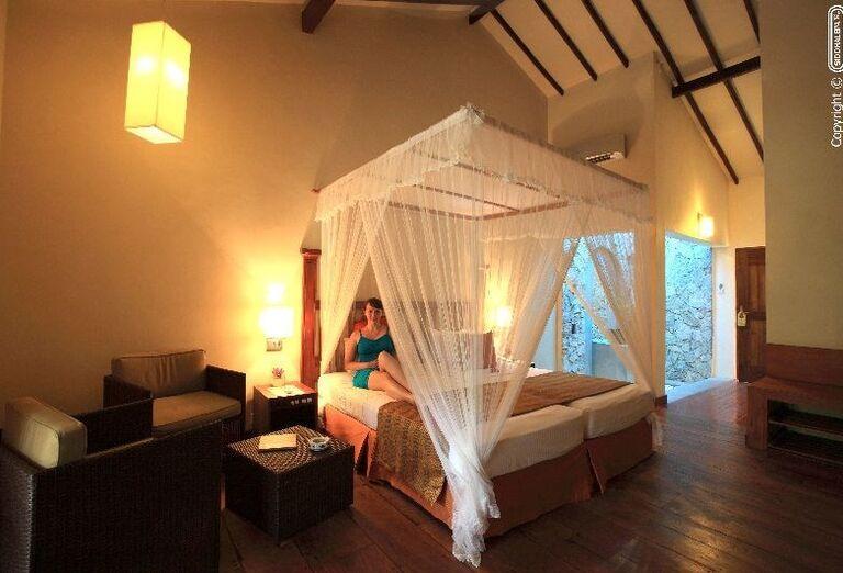 Ubytovanie v hoteli Siddhalepa Ayurveda Health Resort