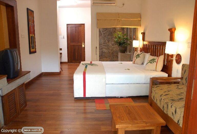 Izba hotela Siddhalepa Ayurveda Health Resort