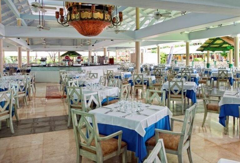 Stolovanie v hoteli Iberostar Bavaro Suites
