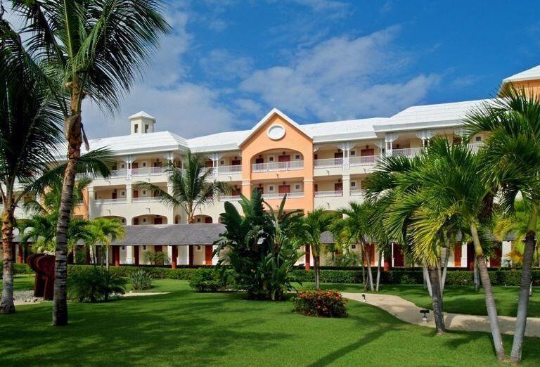 Pohľad na hotel Iberostar Bavaro Suites