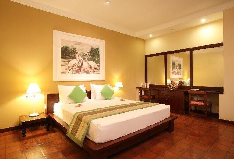 Priestranné ubytovanie v hoteli Club Palm Bay