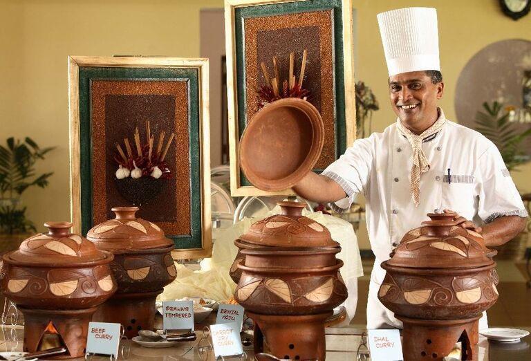 Hotel Club Palm Bay -špecialita kuchyne