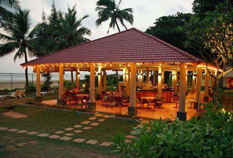 Hotel Club Palm Bay - altánok