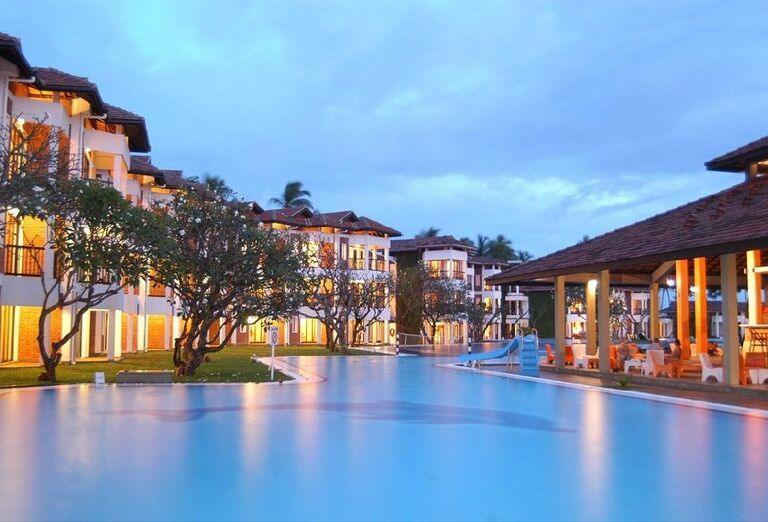 Hotel Club Palm Bay - Areál hotela