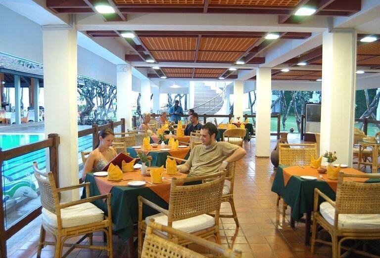 Hotel Club Palm Bay - reštaurácia