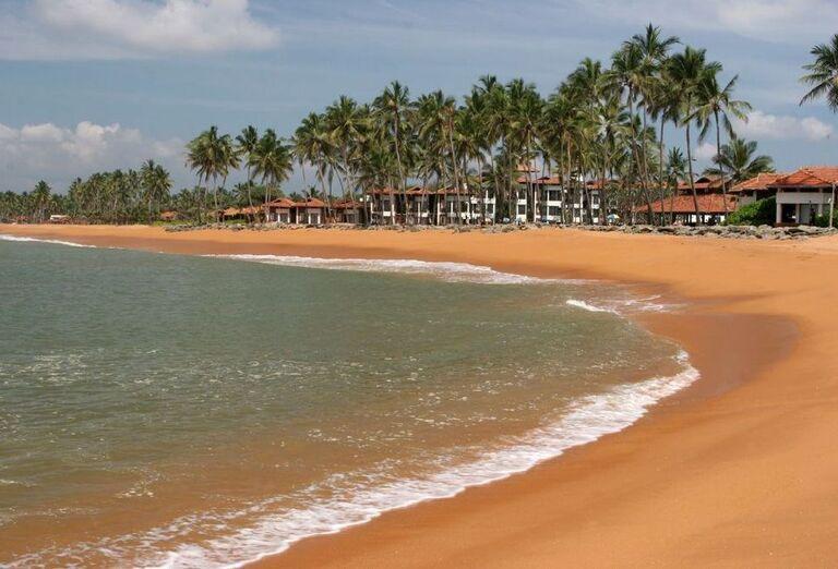 Hotel Club Palm Bay - Piesočnatá pláž