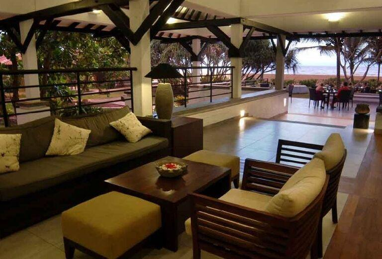 Hotel Club Palm Bay - Posedenie