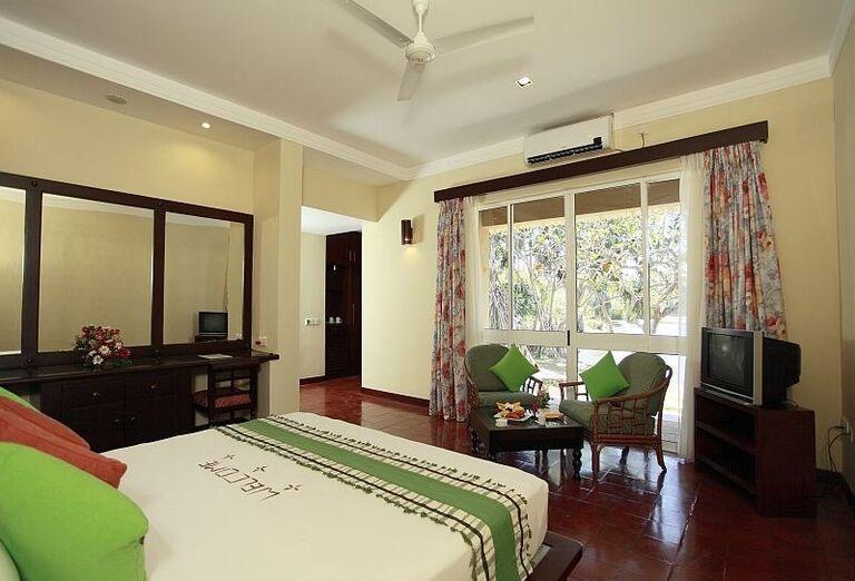 Komfortná izba v hoteli Club Palm Bay