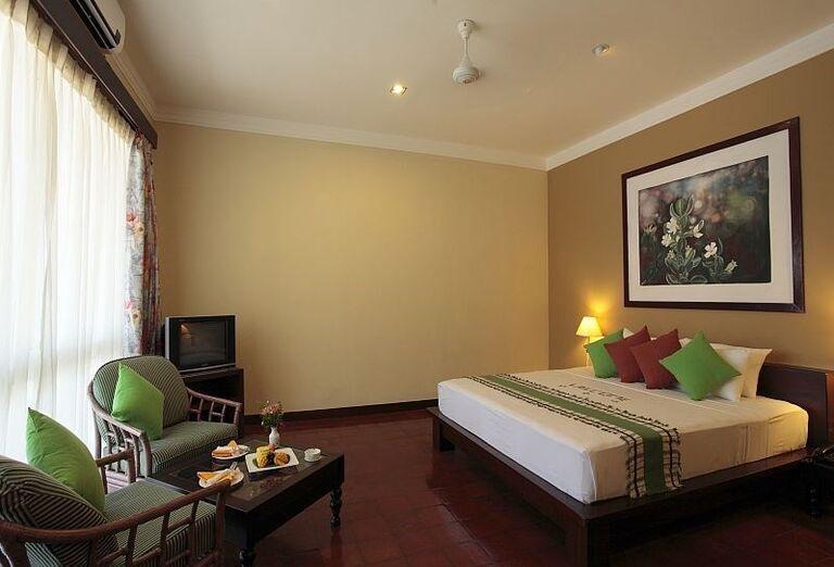 Ubytovanie v hoteli Club Palm Bay