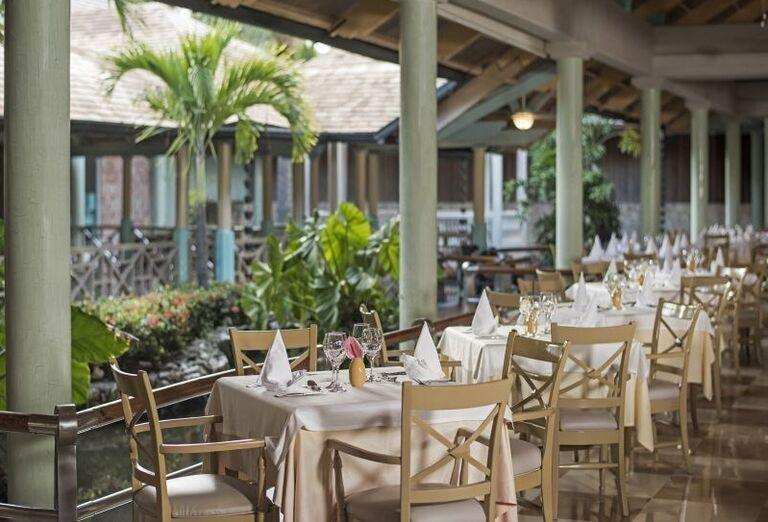 Reštaurácia v hoteli Iberostar Bavaro Suites