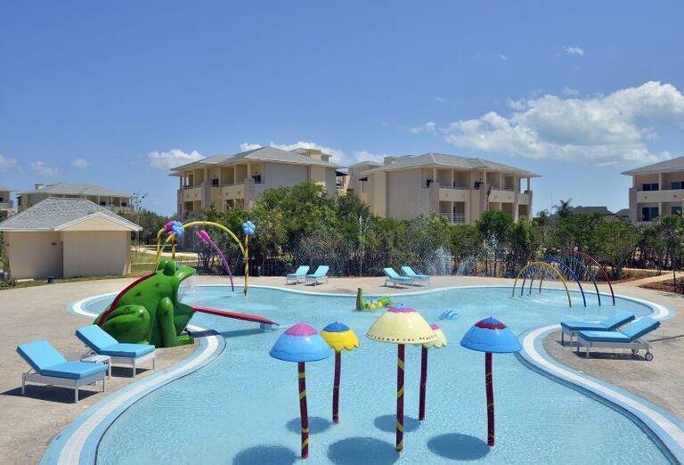 Detský bazén v hoteli Paradisus Varadero