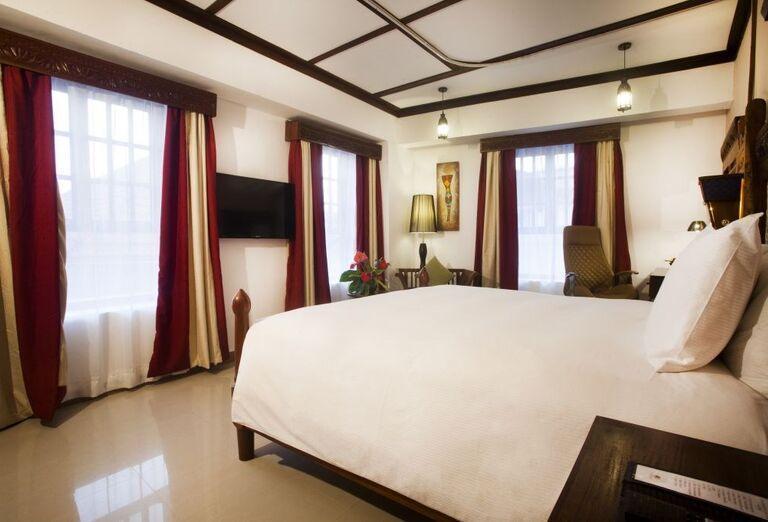Ubytovanie v dvojlôžkovej izbe v hoteli Doubletree by Hilton Resort Nungwi