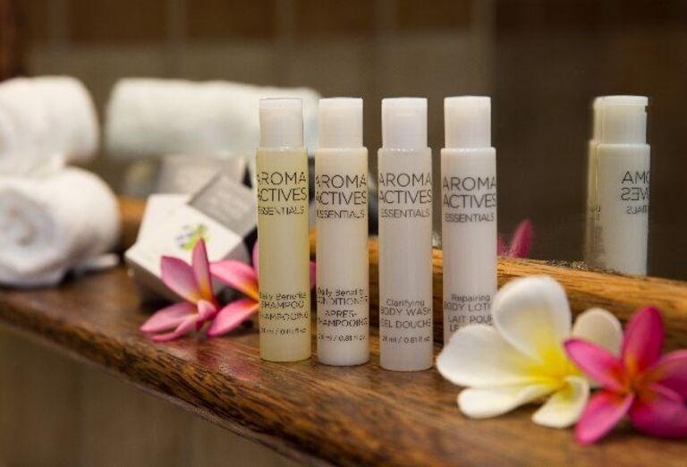 Kozmetika hotela Doubletree by Hilton Resort Nungwi