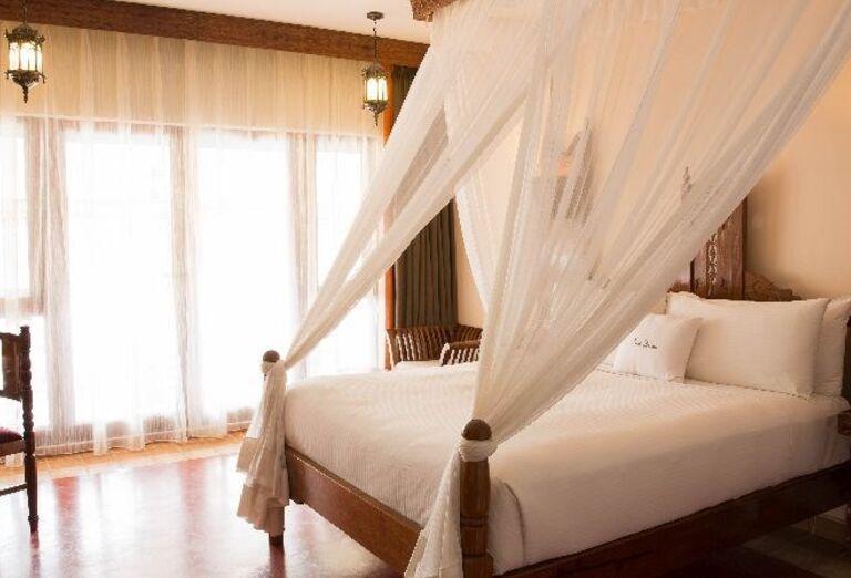 Izba v hoteli Doubletree by Hilton Resort Nungwi