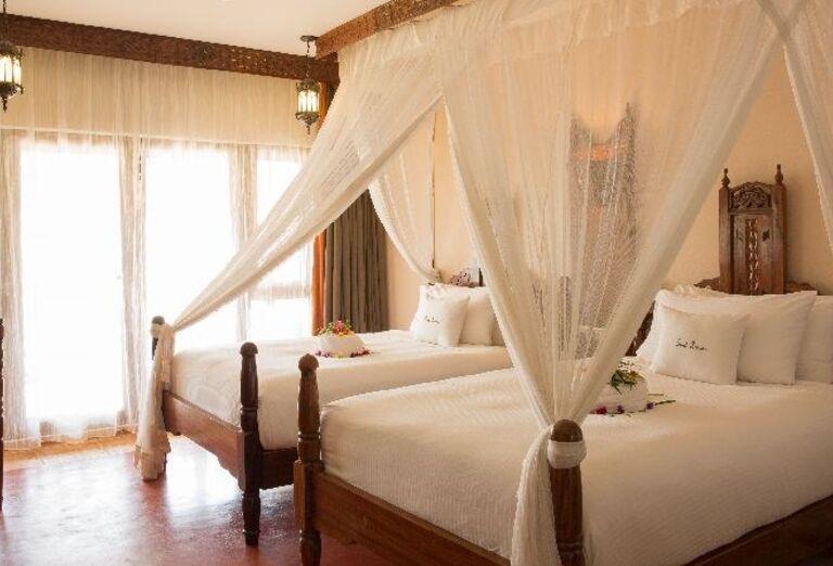 Dvojlôžková izba v hoteli Doubletree by Hilton Resort Nungwi