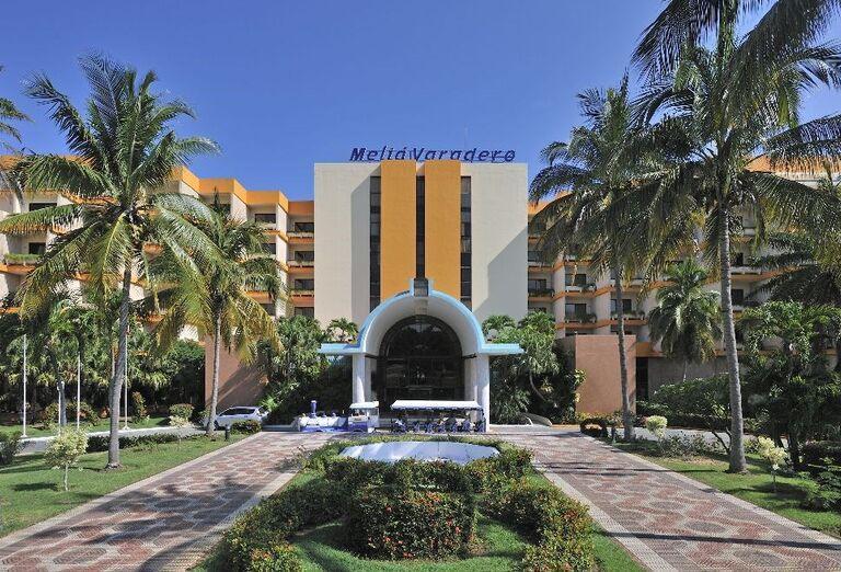 Vstup do hotela Meliá Varadero