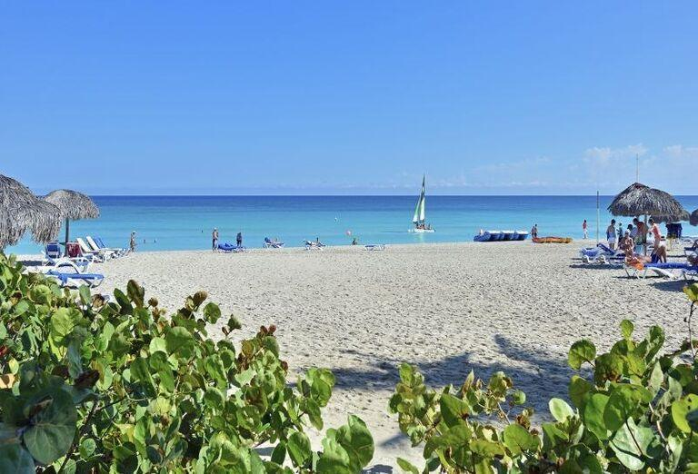 Pláž Hotel Melia Las Americas *****